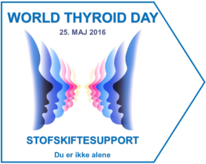 World Thyroid Day - Pressemeddelse