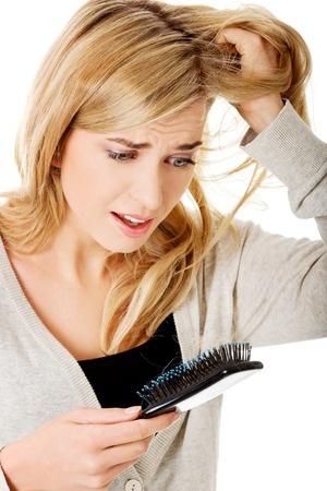 lavt stofskifte hårtab
