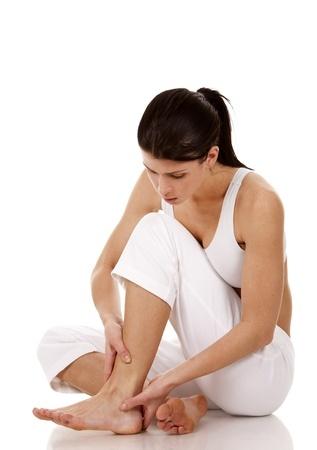 Prikken og stikken i ben og fødder