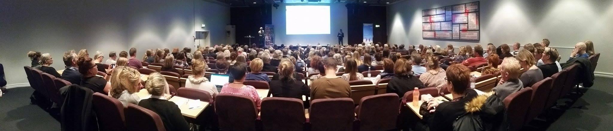 Foredrag Lars Omdal- referat