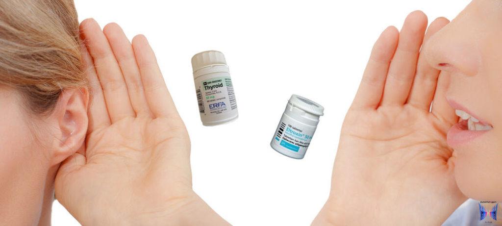 Kan medicinering med udelukkende T4 medicin forværre lavt stofskifte