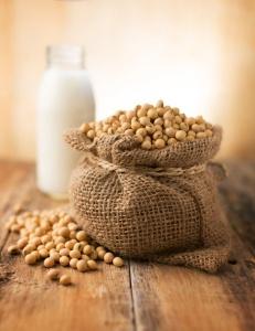 Hvordan påvirker soja stofskiftehormoner?